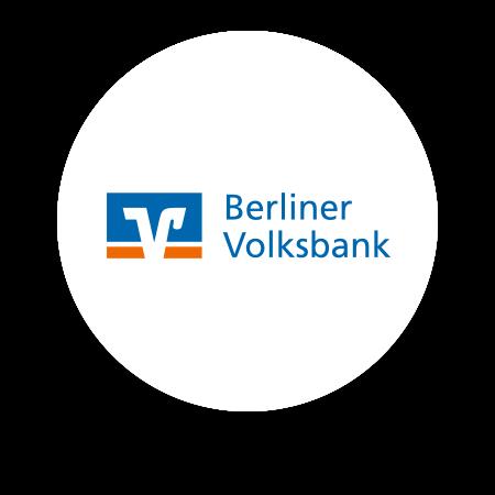 Logo Referenzen Berliner Volksbank