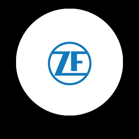 Logo Referenzen zf