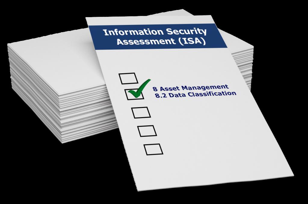 TISAX - VDA-ISA 8 Asset Management Data Classification